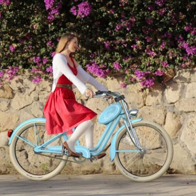 The Bike of Girls' Dreams