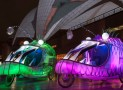glowing angler fish bicycles