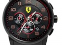 Ferrari steel men watch
