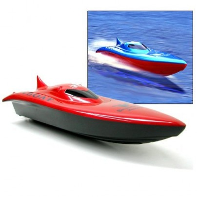 73% Discount:Radio Remote Control Racing Boat