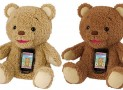 A Teddy With A Smartphone