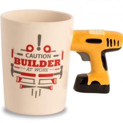 Decodyne Builder at Work Series Coffee Mug