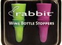 Silicone Wine Stoppers in Multi-Color
