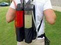 Tailgater Dual Tank Backpack Drink Dispenser