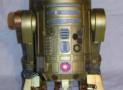 Steampunk Modded Interactive Star Wars R2D2 Toy