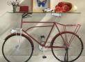 Vintage Bike Table