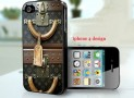 Louis Vuitton Vintage luggage case for iphone 5