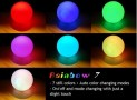Color Changing LED Ball Baby Kid Mood Lamp Night Light