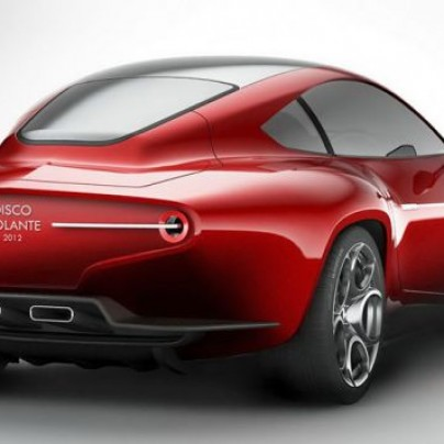 Disco volante 2012 by alfa romeo