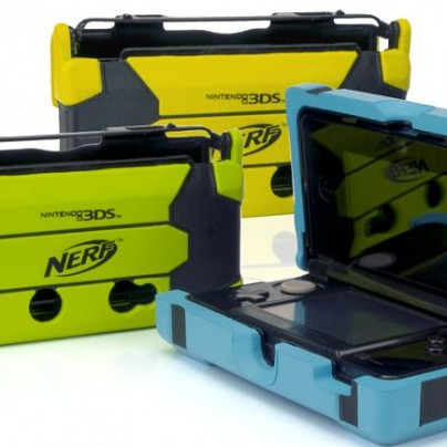 NERF Armour Case for Nintendo 3DS