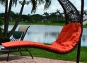 Ultra Comfort All Season Outdoor Swing Chair