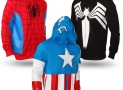 Marvel Superhero Hoodies