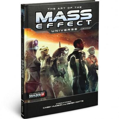 Art of the Mass Effect Universe