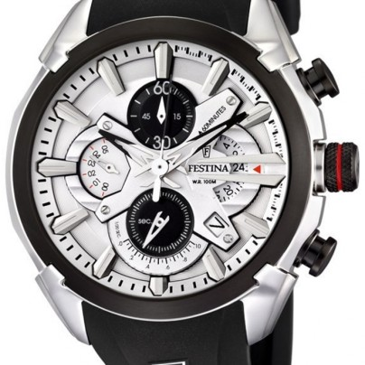 Festina Men's Watch with White Dial