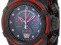 Zeus Chronograph Black Watch