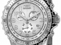 Invicta Men's Silver Dial Watch