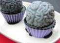 Zombie Brain Cupcake Soap