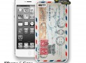 Retro Envelope iPhone 5 Case
