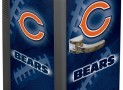 NFL Chicago Bears Portable Party Refrigerator