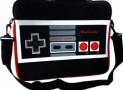 Nintendo: Classic Controller Black Messenger Bag