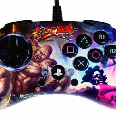 Mad Catz Street Fighter X Tekken