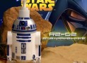 Star Wars R2D2 Shampoo Bottle