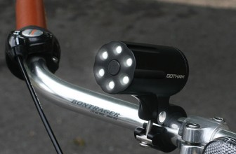 Gotham Defender Anti-Theft LED Bicycle Light