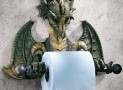 Dragon Tissue Holder