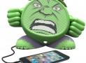 Marvel Avengers Hulk Rechargeable Character Speaker