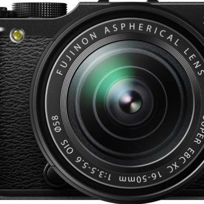 Fujifilm Compact System 16MP Digital Camera Kit