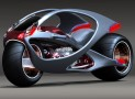 Hyundai Concept Motorcycle Stretches