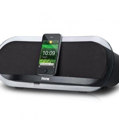 iP3 stereo speaker system