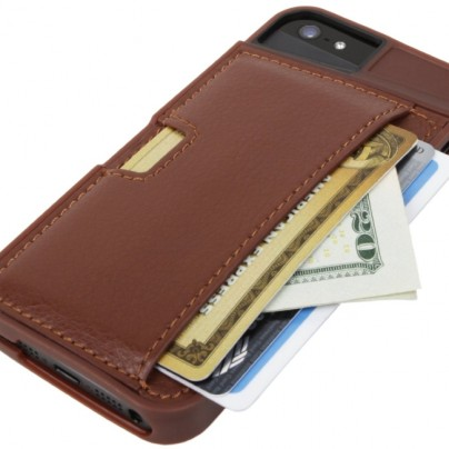 iPhone Wallet Q Card Case for Apple iPhone 5/5S