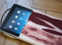 iPad 3 Bacon Case / Sleeve