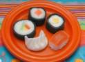 Realistic Sushi Soap Favors