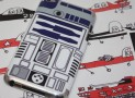 R2D2 iPod Touch Decal Skin