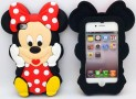 3D Mickey Minnie Case Guard 4S