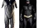 Armor Latex Batman Costume Knight Suit