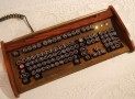 Antique looking -IBM Clicky Keyboard