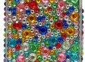 Bling Crystal Rainbow Case Cover for Apple IPhone 4