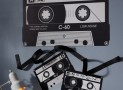 Cassette Tape Decal + Hook