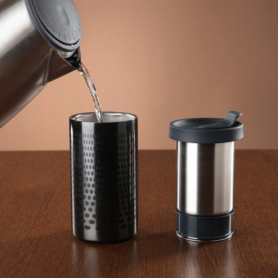 The Impress Personal Coffee Brewer