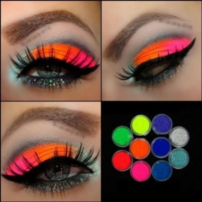 Ultra Bright Color Set Eyeshadow Pigment Mica
