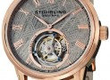 Stuhrling Original Men's Rose-Tone Watch