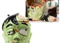Zombie Head Cookie Jar, Not Mint