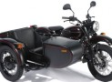 The Allied Victory Sidecar Motorcycle