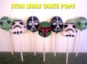 Cake Pops – Star Wars Cake Pops
