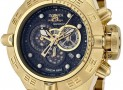 Invicta Men's 18k Gold-Plated Watch