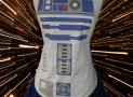 R2D2 Star Wars apron