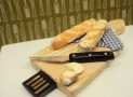 Miniature Bread Board with Baguette USb drive